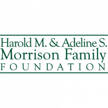 Harold M. and Adeline S. Morrison Family Foundation logo