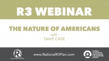 Embedded thumbnail for Webinar on implications of Nature of Americans findings to the R3 Community
